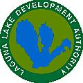Laguna Lake Development Authority logo
